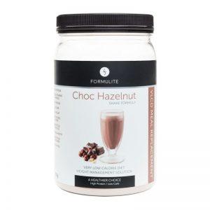 Formulite Choc Hazelnut 770g Tub