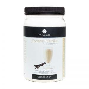 Formulite Creamy Vanilla 770g Tub