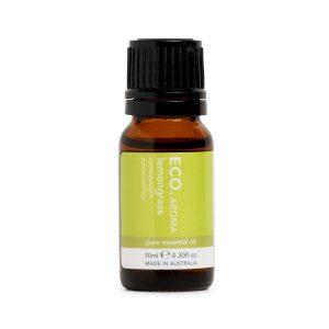 ECO Aroma Lemongrass Pure Essential Oil 10mL